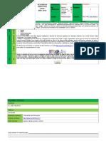 Formato Oficial Secuencia Didactica Preescolar Segundo Periodo