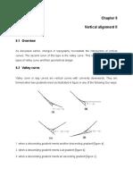 Vertical Allignment 2