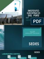 Instituto Geofìsico Del Perù
