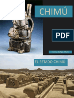 Presentación de la cultura chimú
