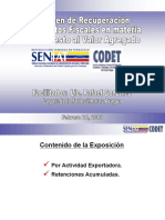 Presentacion Creditos Fiscales Rafael Gonzalez