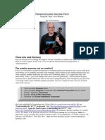 MSessions 2006-02 Reharmonization Secrets Part 1