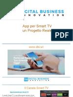 Sviluppo App Per Smart TV - Un Progetto Reale