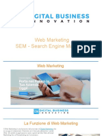 Web Marketing > Search Engine Marketing