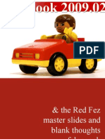 Red Fez Playbook, February 2009