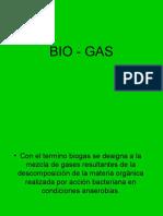 Presentacion Bio - Gas