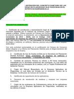 Requisitos Para Aplicadoras de Plaguicidas