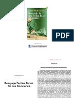 Bosquejo de una teoría de las emociones - Sartre.pdf