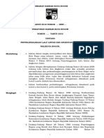 Perda No 3 Tahun 2013 tentang Penyelenggaraan LLAJ (REVISI_24 Juli 2016).doc