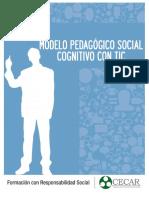 Modelo Pedagógico Social Cognitivo CECAR