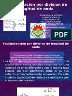 Multiplexacion Por Division de Longitud de Onda