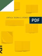 Critica, Teoria e Literatura In - Peter Hunt.pdf
