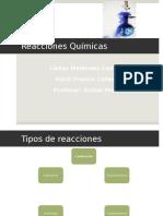 4_TIPOR REACCIONES