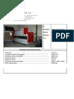 Ficha Tecnica Plegadora Aph-3120