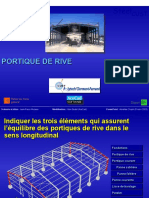Portique de Rive
