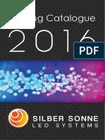 SilberSonne Catalogo 2016