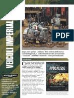 Warhammer40k- Veicoli Imperiali