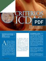 Criterios ICDAS. Nuevas Perspectivas Para El Diagnóstico de La Caries Dental