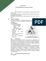 Indice de Puzolanidad Para Un Tipo de Cemento ..
