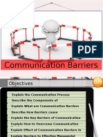 Communication Barriers Demo