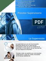 Proceso Supervisorio - Henry Rodríguez