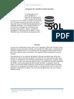 SQL o Lenguaje de Consultas Estructuradas