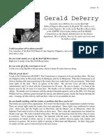 deperry gerald