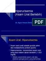 Hiperurisemia-asam urat