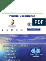 Prueba y Oposiciones v4