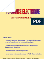 Puissance Électrique