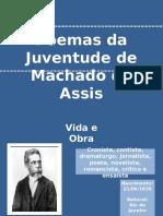 Poemas Da Juventude de Machado