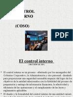 Control Interno - Coso i