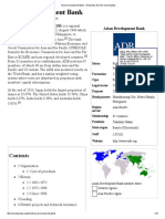 Asian Development Bank - Wikipedia, The Free Encyclopedia