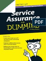 ServiceAssuranceSolutionForDummies.pdf