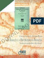 Os Annales e a Historiografia Francesa