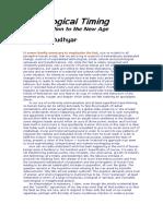 Dane Rudhyar - Astrological Timing.doc