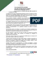 26-7-16 Revocan Detención de Santos