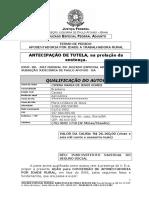 APOSENTADORIA RURAL POR IDADE Josefa Pereira da Silva.doc