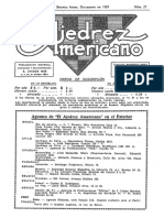 El Ajedrez Americano #27