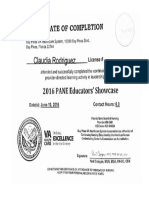 ebp pane conference certificate