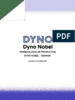 Glosario Accesorios - Dyno.