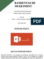 Herramientas de Power Point