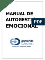Manual Autogestion Emocional