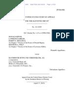 Donald Kipnis v. Bayerische Hypo-UND Vereinsbank, AG, 11th Cir. (2015)