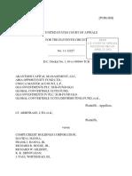 Akanthos Capital Management, LLC v. CompuCredit Holdings Corporation, 11th Cir. (2012)