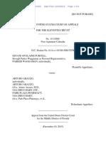 Estate of Elaine Powell v. Arturo Arauzo, 11th Cir. (2015)
