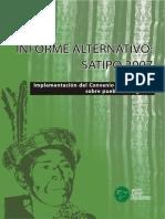 Perú IA OIT169 2007 Satipo