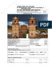 Ficha Catedral de Puno