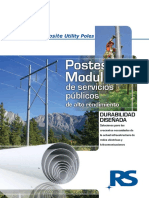 RS Poles Brochure Spanish V4.0