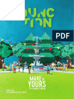 Junction 2016 Program Brochure